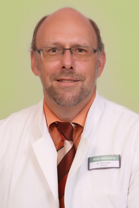 Dr. med. Wolfgang Schneider